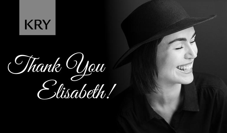 Thank You Elisabeth