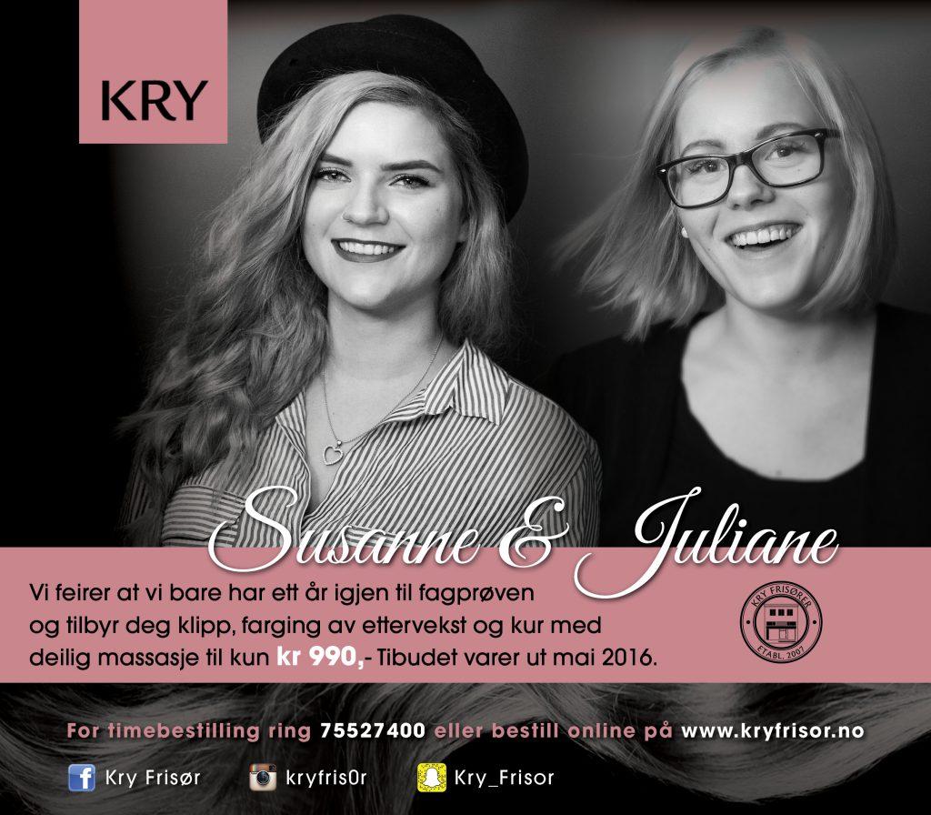Susanne and Juliane Promo
